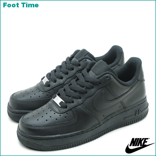 all black air force 1 low on feet nz