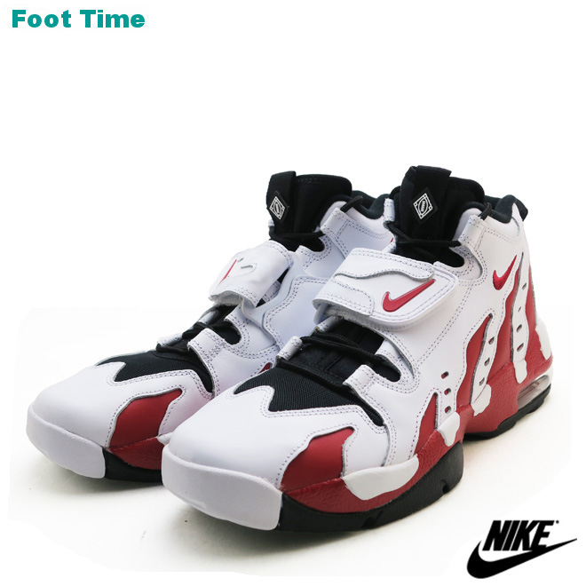 bfd8f6afa5 Foot Time: NIKE AIR DT MAX '96 Nike air DT max '96 WHITE/VARSITY RED ...