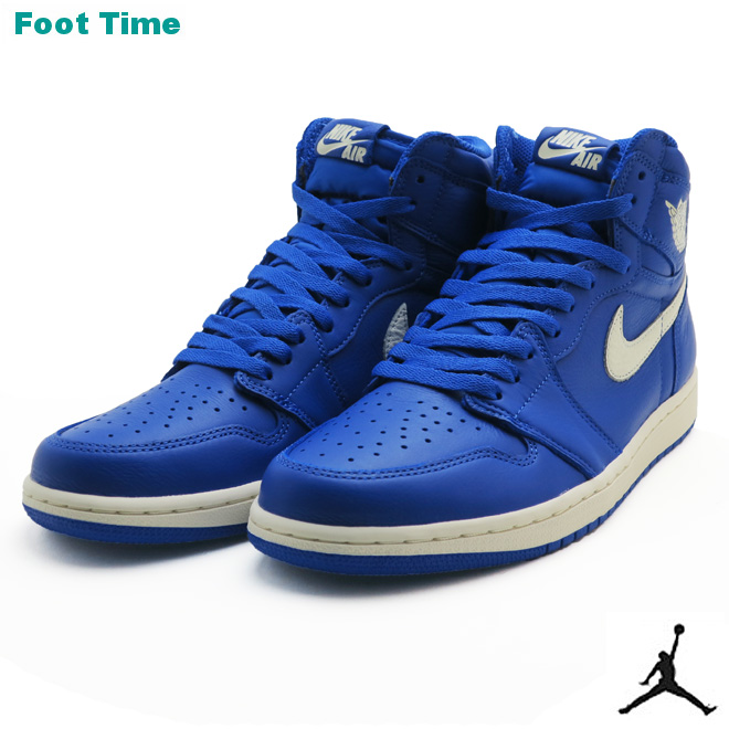 d2d273e82d4cdd Nike Air Jordan 1 nostalgic high OG NIKE AIR JORDAN 1 RETRO HIGH OG men  sneakers hyper royal   sail HYPER ROYAL SAIL 555