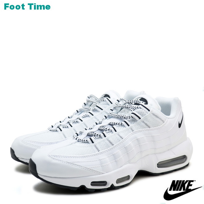 Kie Ney AMAX 95 NIKE AIR MAX 95 white black black WHITEBLACKBLACK 609,048 109 men's sneakers