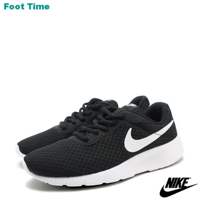 online retailer 21e9c 9a3de Tanjung GS NIKE TANJUN GS black  white BLACKWHITE 818381-011 womens Nike