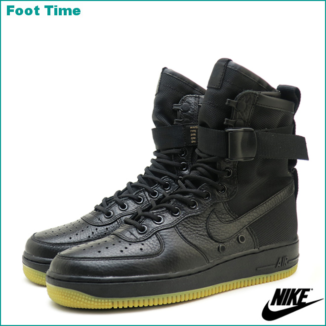 brand new a9cad 54674 ... Nike special field air force 1 NIKE SPECIAL FIELD AIR FORCE 1 black  black gum light ...
