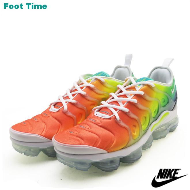 a5595863f54 Nike air vapor max plus NIKE AIR VAPORMAX PLUS men sneakers white   white -  Neptune green - dyna WHITE WHITE-NEPTUNE GREEN-DYNA 924