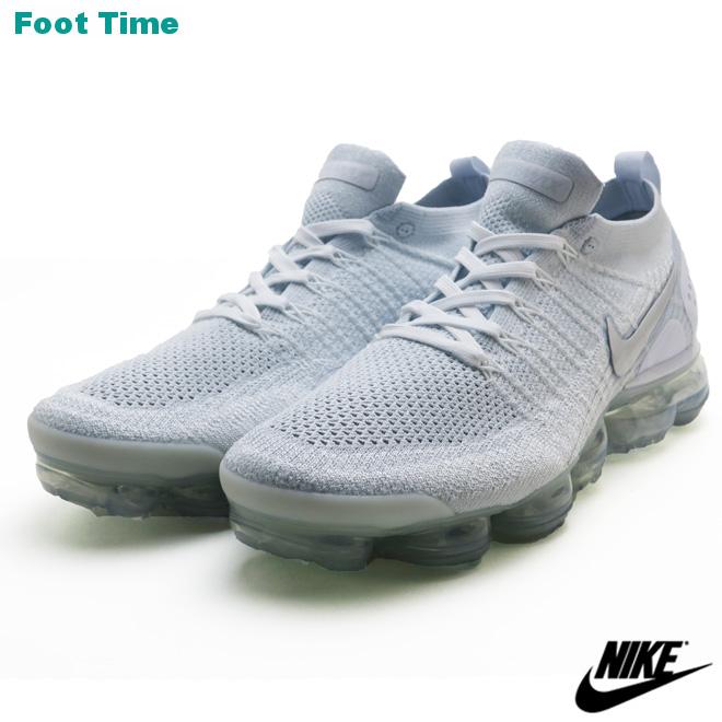 3d364f8390 Nike Ui men air vapor max fried food knit 2 NIKE WMNS AIR VAPORMAX FLYKNIT 2  Lady s sneakers white   white - ヴァストグレー WHITE WHITE-VAST GREY 942