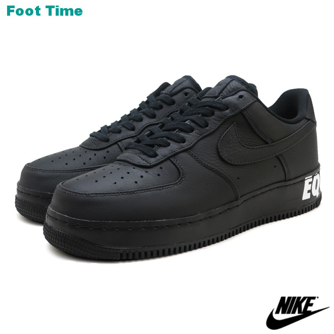 b54b46a4d05 Nike Air Force One CMFT イクォーリィティ QS NIKE AIR FORCE 1 CMFT EQUALITY QS black    black white BLACK BLACK WHITE AQ2125-001 men sneakers