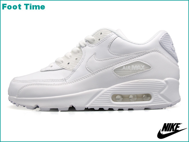 eb22f67f54 ... In the promise of the Nike Air Max 90 leather white NIKE AIR MAX 90  LEATHER ...