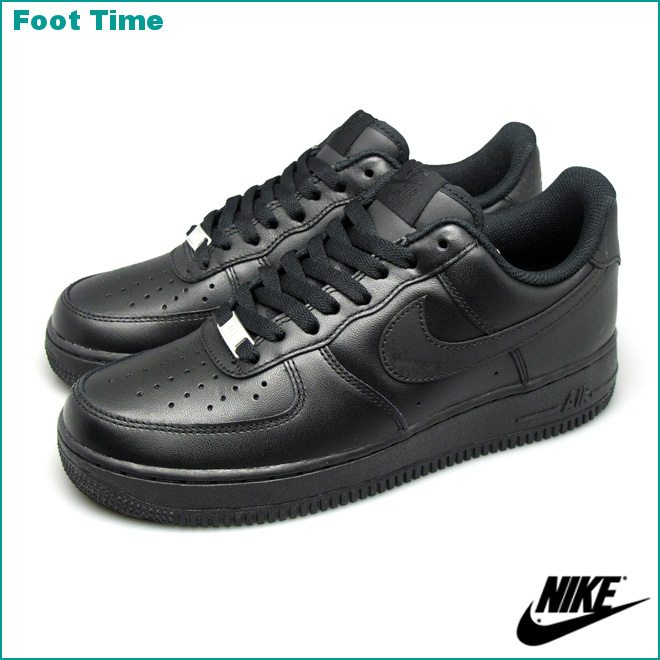 air force 1 low black on feet nz