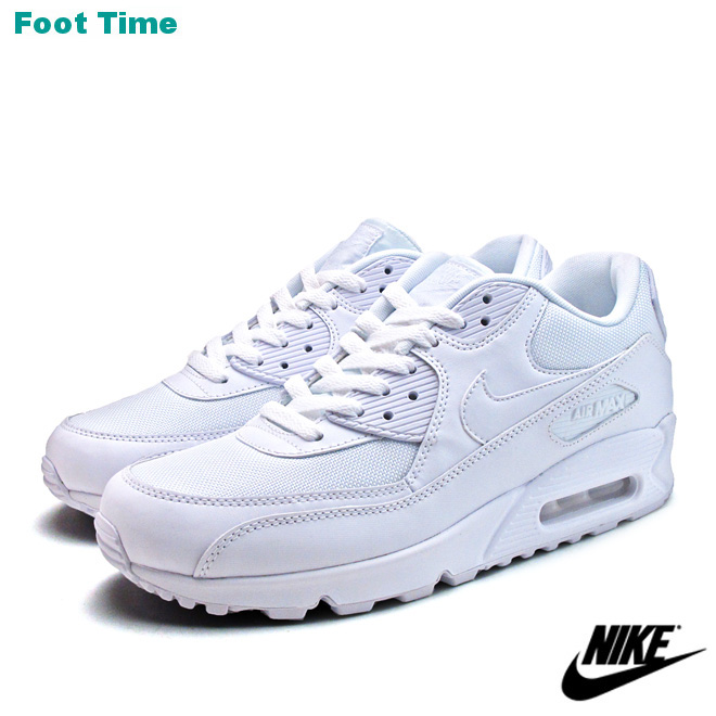 Kie Ney AMAX 90 essential NIKE AIR MAX 90 ESSENTIAL white white WHITEWHITE 537,384 111 men's sneakers
