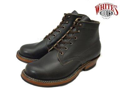 ホワイツ セミドレス ホワイツブーツ ブラック ホーウィン クロムエクセル メンズ ブーツ ワークブーツ White's Boots Semi Dress 2332W Black Chromexcel