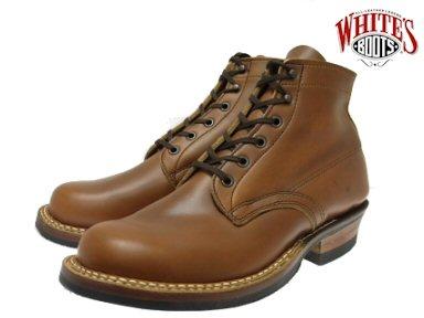 ホワイツ セミドレス ホワイツブーツ ブリティッシュタン カウハイド メンズ ブーツ ワークブーツ White's Boots Semi Dress 2332W British Tan Cowhide