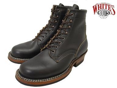 ホワイツ ホワイツブーツ バウンティハンター ブラック ホーウィン クロムエクセル メンズ ブーツ ワークブーツ プレーントゥ White's Boots Bounty Hunter 350BW06 Black Horween Chromexcel