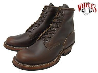ホワイツ ホワイツブーツ バウンティハンター ブラウン ホーウィン クロムエクセル メンズ ブーツ ワークブーツ プレーントゥ White's Boots Bounty Hunter 350BW06 Brown Horween Chromexcel