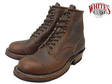 ホワイツ ホワイツブーツ バウンティハンター ブラウン ホーウィン クロムエクセル メンズ ブーツ ワークブーツ キャップトゥ White's Boots Bounty Hunter 350W06 Brown Horween Chromexcel