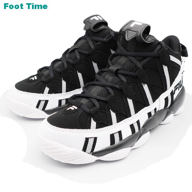 FILA SPAGHETTI 95 Fila spaghetti 95 Lady's shoes men shoes sneakers BLACK/WHITE black / white FS1HTB1241X BWT