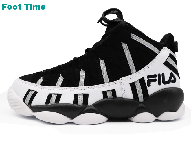 FILA SPAGHETTI 95 Fila spaghetti 95 Lady's shoes men shoes sneakers  BLACK/WHITE black / white FS1HTB1241X BWT