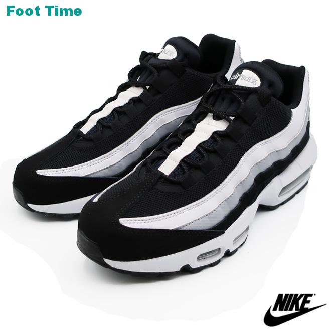 ad8e5cd597768 Kie Ney AMAX 95 essential NIKE AIR MAX 95 ESSENTIAL men sneakers black /  white ...