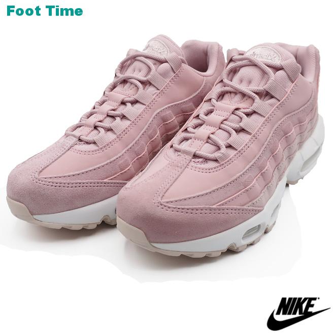 26962db8ff Nike women Air Max 95 premium NIKE WMNS AIR MAX 95 PREMIUM Lady's sneakers  plum chalk ...