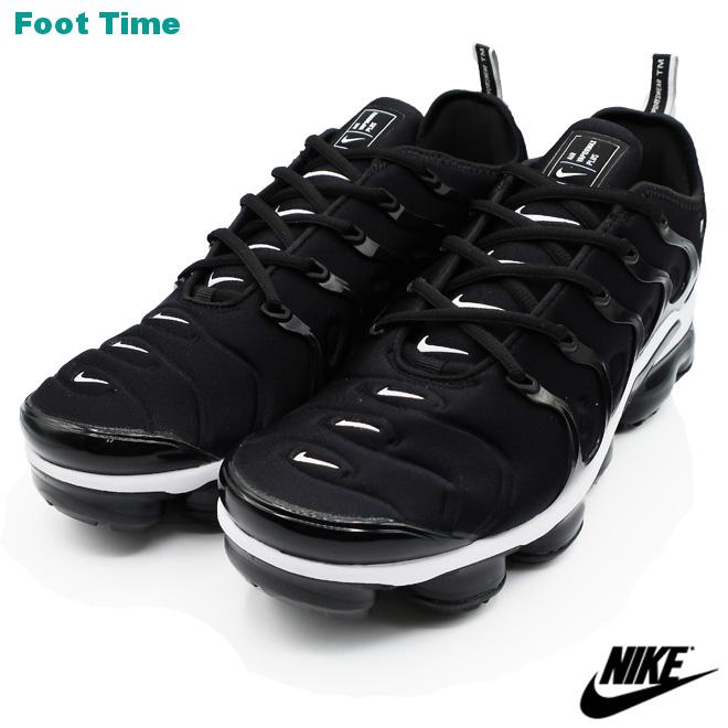 Nike air vapor max plus NIKE AIR VAPORMAX PLUS men gap Dis sneakers black white BLACKWHITE 924,453 011