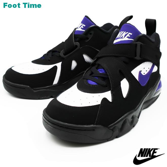 NIKE FORCE MAX CB Nike force max CB BLACKWHITECOURT PURPLE black white coat purple men sneakers AJ7922 004