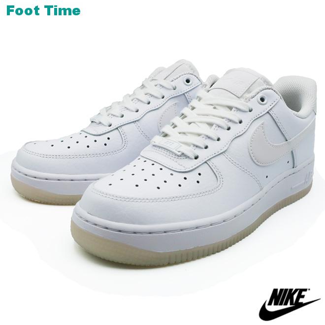 NIKE WMNS AIR FORCE 1 '07 ESS ナイキ ウィメンズ エア フォース ワン '07 ESS WHITE/WHITE-WHITE ホワイト/ホワイト-ホワイト AO2132-101靴 レディース靴 スニーカー