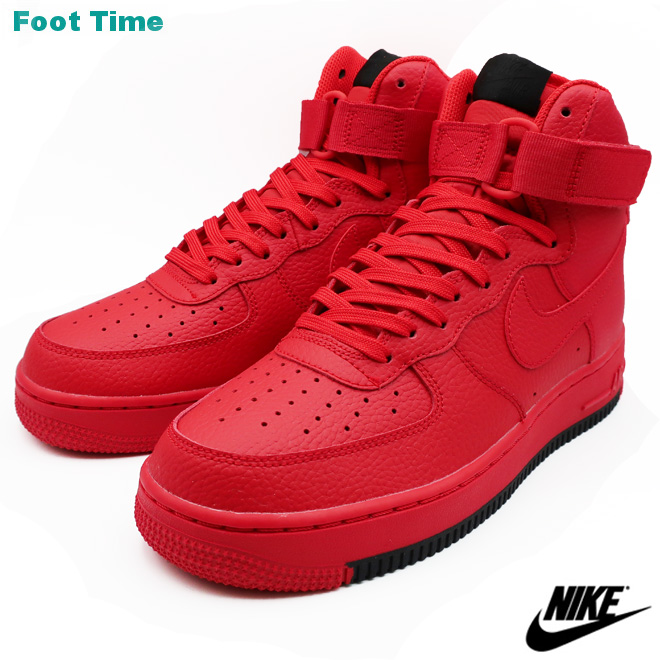 379266db3 Foot Time: NIKE AIR FORCE 1 HIGH '07 1 Nike Air Force One HIGH '07 1 ...