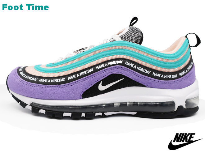 2019 Nike Air Max 97 Have A Nike Day Space Purple Men
