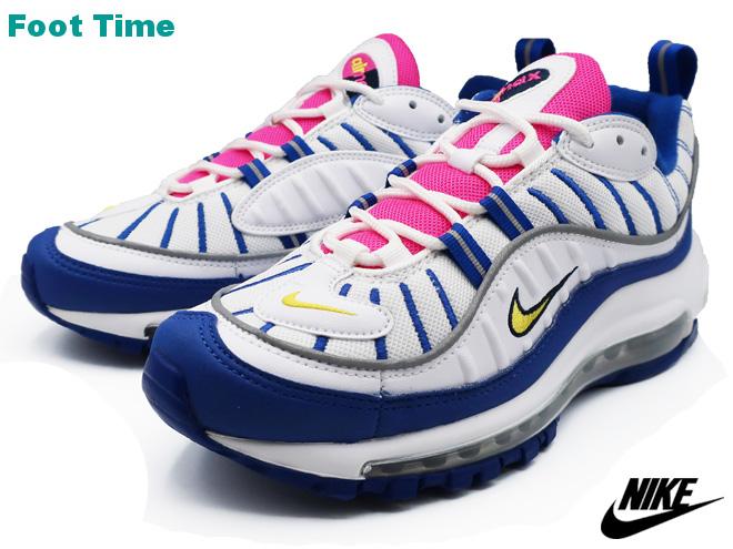 Force Shoes White Amarillo Youth Nike Bv4872 Sneakers Kie Amax Ney Lady's Max 101 Gs Indigo 98 Air Whiteamarillo D9WEY2HI