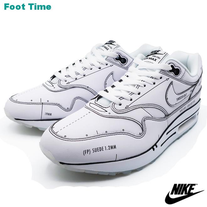 Nike Air Max 1 Schematic Sketch To Shelf CJ4286 100 Release