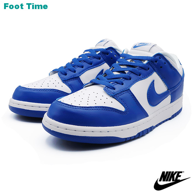 NIKE DUNK LOW SP ナイキ ダンク ロー SP WHITE/VARSITY ROYAL ホワイト/バーシティロイヤル CU1726-100 靴 メンズ靴 スニーカー