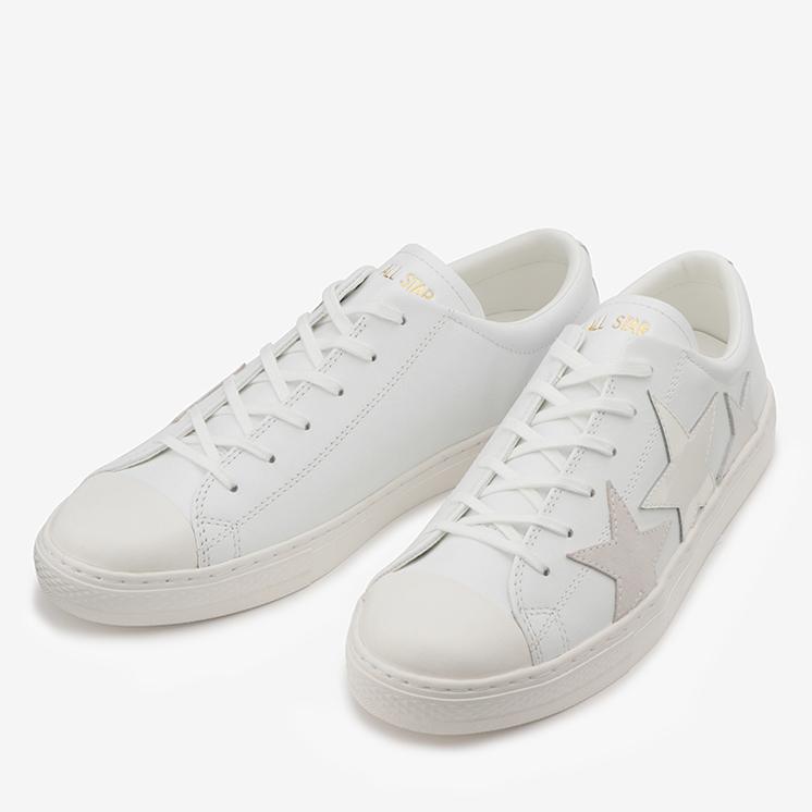 CONVERSE ALL STAR COUPE TRIOSTAR OX コンバース オールスター クップ トリオスター OX  WHITE ホワイト 31301730 靴 メンズ靴 レディース靴 スニーカー