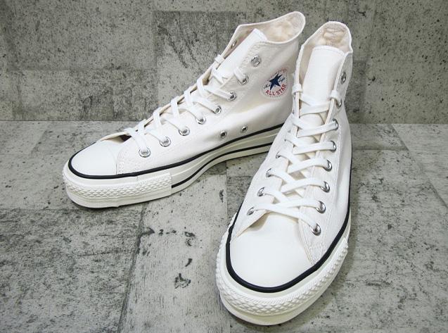 コンバース キャンバス オールスター J ハイ CONVERSE CANVAS ALL STAR J HI32067960WHITEスニーカー メンズ ホワイトfs04gm
