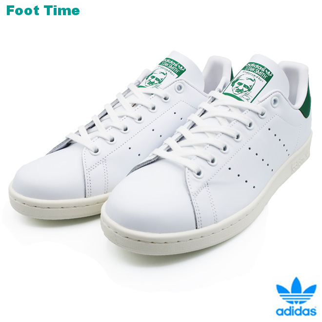 best website a77e0 76fa1 Adidas originals Stan Smith adidas Originals STAN SMITH white / white /  green FTWWHT/OWHITE/BGREEN BD7432 men gap Dis sneakers