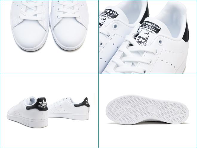 阿迪达斯原始物Stan Smith W adidas Originals STAN SMITH W鞋白/鞋白/核心黑色FTWWHT/FTWWHT/CORE BLACK BY8965人分歧D运动鞋