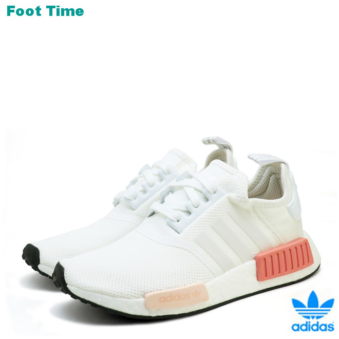 info for 0db33 9cb09 Adidas originals N M D R1 W adidas ORIGINALS NMD R1 W running white    running white   I see. pink RUNNING WHITE RUNNING WHITE ICEY PINK BY9952  Lady s ...
