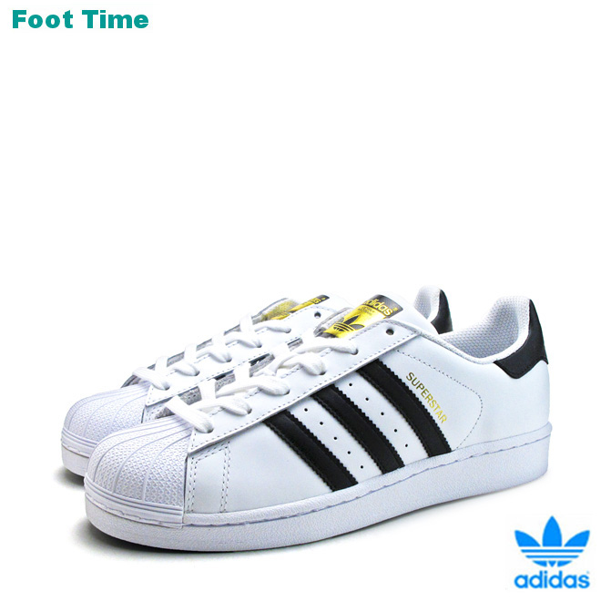 best service 47dd8 15b90 In the promise of the adidas Superstar junior adidas SUPERSTAR J white /  black WHITE/BLACK C77154 junior sneakers arrival report view
