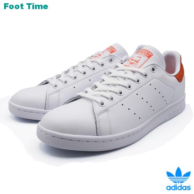 adidas Originals STAN SMITH アディダス オリジナルス スタンスミス FTWWHT/SEMCOR/FTWWHT ホワイト/セミコーラル/ホワイト EE5793 靴 メンズ靴 レディース靴 スニーカー