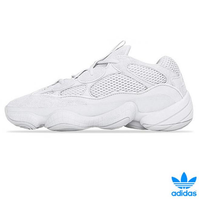 big sale 2a040 a2a30 アディダスオリジナスルイージー 500 adidas ORIGINALS YEEZY 500 DESIGN BY KANYE WEST salt  SALT EE7287 men sneakers
