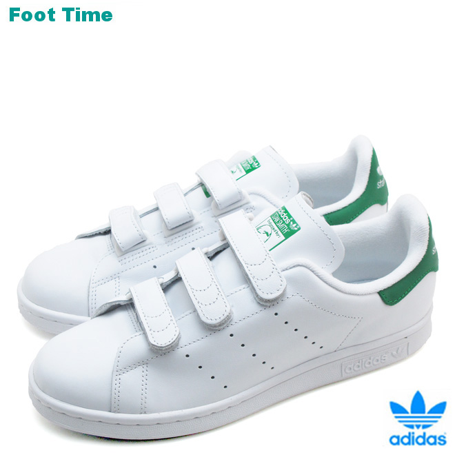 on sale 95ec7 95b49 Adidas Stan Smith CF adidas STAN SMITH CF white  white  green WHITEWHITE GREEN S75187 mens Womens sneakers