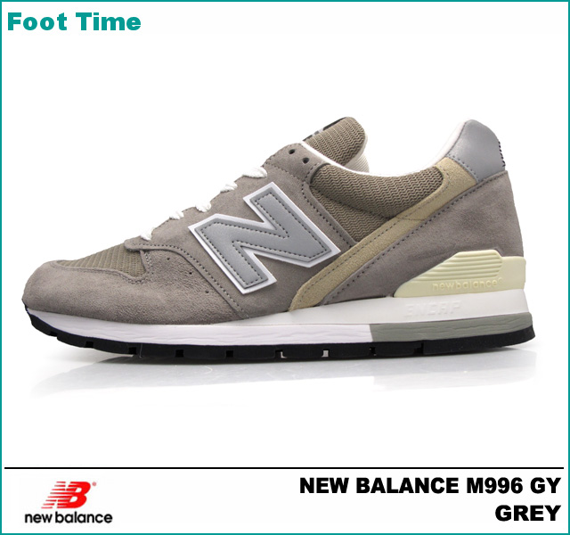 With the promise of new balance M996 GY NEWBALANCE M996 GY GREY mens sneakers product arrival report view