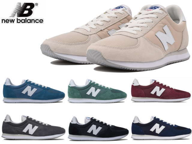 more photos 76287 4dbcc New Balance U220 GY NV BK GS EA EB EC ED 8 color New Balance U220 D width  Lady s men sneakers