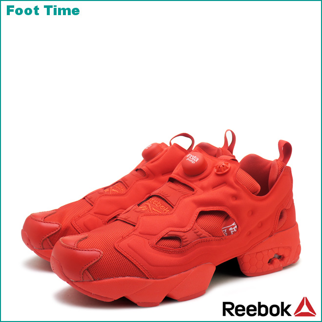 ribokkuinsutapompufuyuri OG REEBOK INSTAPUMP FURY OG马达红/白MOTOR RED/WHITE AR3239人分歧D运动鞋