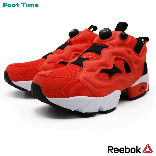 REEBOK INSTAPUMP FURY OG NMリーボック インスタポンプ フューリー OG NM RADRED/BLACK/WHITE レッド/ブラック/ホワイト  FV4209 靴 メンズ靴 レディース靴 スニーカー