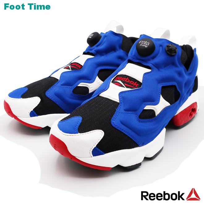 REEBOK INSTAPUMP FURY OG リーボック インスタポンプ フューリー OG BLACK/ROYAL/WHT/RED ブラック/ロイヤル/ホワイト/レッド  M40934 靴 メンズ靴 レディース靴 スニーカー