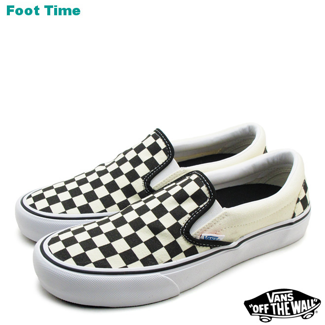 d4caecccaf6dd2 Model VANS SLIP-ON PRO (50TH)82 checkerboard CHECKERBOARD VN00097MJ6J men  sneakers of the 50th anniversary of the vans slip-ons pro