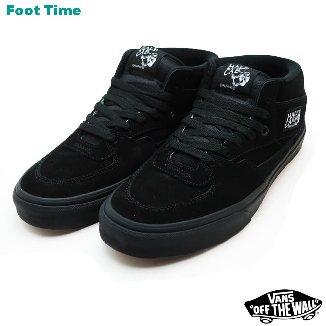 3921ca8dce7e2d Vans half cab VANS HALF CAB black   black BLACK BLACK VN000DZ3BKA men  sneakers