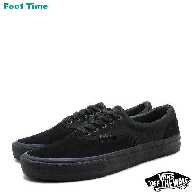 Vans era Pro VANS ERA PRO blackout BLACKOUT VN000VFB1OJ men's sneakers