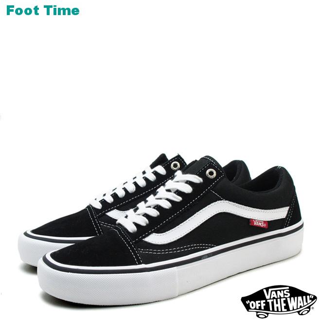 0ab1ab78116 Vans old skool Pro VANS OLD SKOOL PRO black   white BLACK WHITE VN000ZD4Y28  mens sneakers
