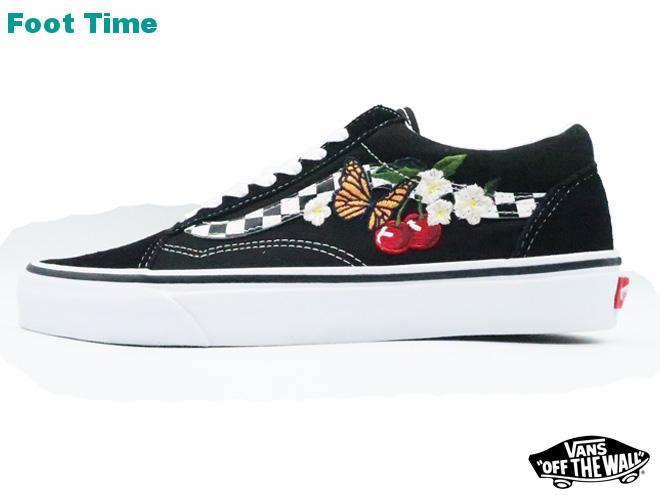 buy \u003e vans old skool checker floral, Up