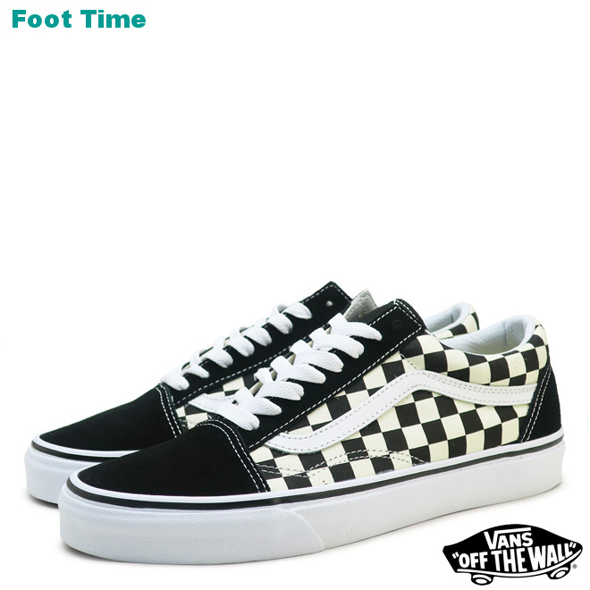 97a8499512443 Vans old school (primary check) VANS OLD SKOOL (PRIMARY CHECK) black   white  BLACK WHITE VN0A38G1P0S men gap Dis sneakers