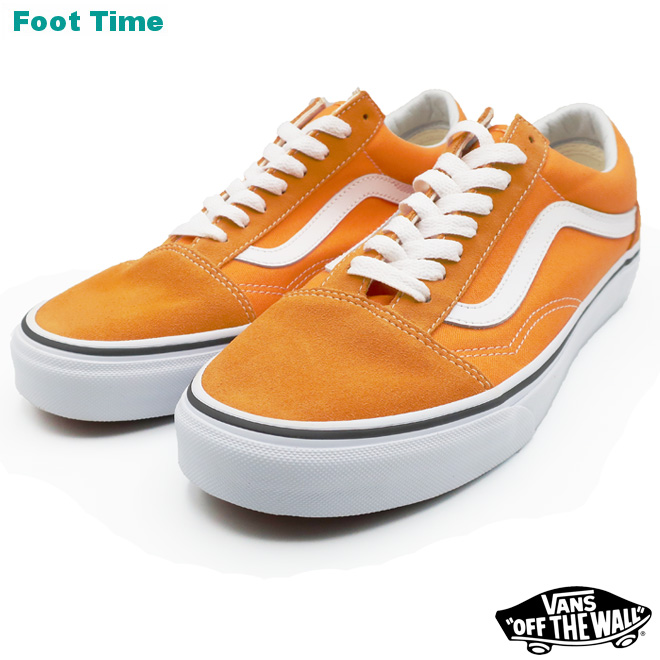 a1213ad5e51 Vans old school VANS OLD SKOOL men sneakers dark Cheddar   toe roux white  DARK CHEDDAR TRUE WHITE VN0A38G1UKU
